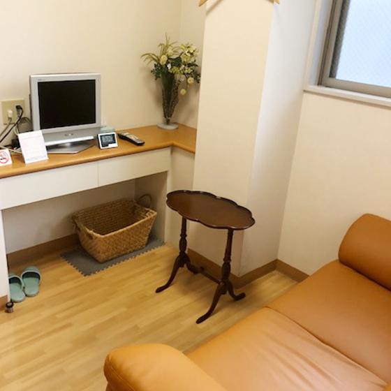大腸内視鏡準備室